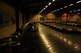Kartfahren 2011