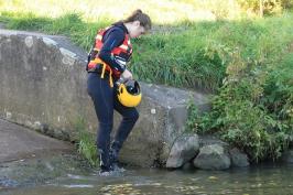 Wasserretterausbildung 2013