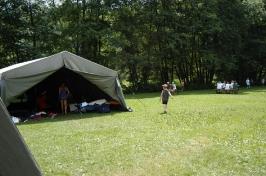 Zeltlager 2010